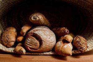 Brot verschiedener Sorten 8 foto