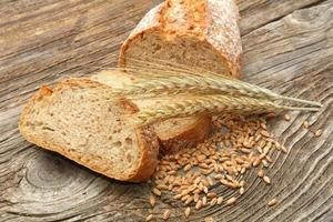 traditionelles Brot foto