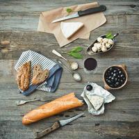 französische Küche foto