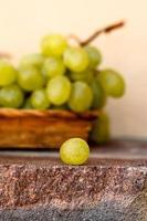acino d'uva foto