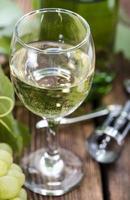 Weißwein foto