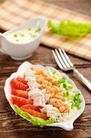 appetitliches Gericht foto