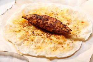 Schaschlik Kofte Kebab foto