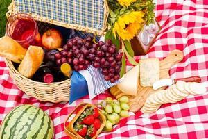 Picknick foto
