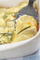 Kartoffel-Rüben-Gratin foto