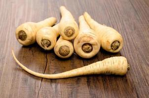 Gemüse Pastinaken foto