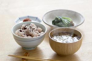 gesundes Japanisch foto