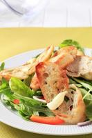gesunder Salat foto