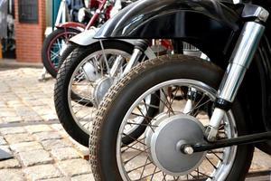 Motorräder foto