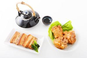 okinawanische Küche foto