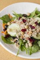 Quinoa-Salat foto