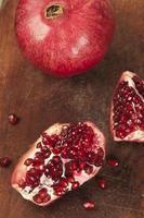 Granatapfel foto