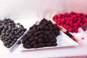 Beerenfrucht foto