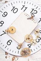 mechanische Uhrwerke foto
