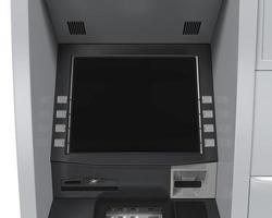 Geldautomat foto