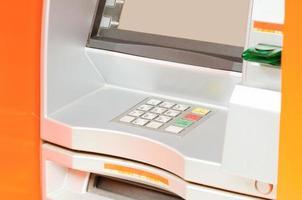 Geldautomat, atm foto