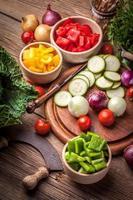 Gemüse. foto