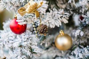 Weihnachtsbaum foto