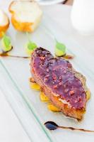 Foie gras, Gänsestopfleber, Stopfleber foto