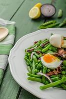 frischer Sommersalat foto