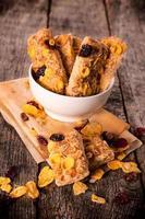 Cranberry Cookies Zeit foto
