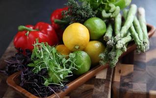frische Produkte für Restaurants