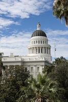Gebäude der kalifornischen Landeshauptstadt, Sacramento foto