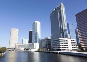 Tampa ist in der Innenstadt foto