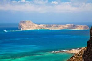 Gramvousa Insel