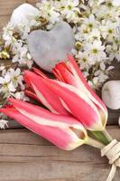romantischer Frühling foto