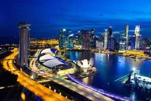 cbd von singapur