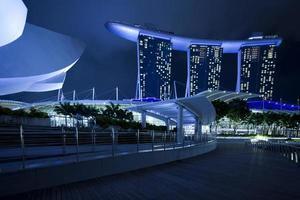 Marina Bay, Singapur foto