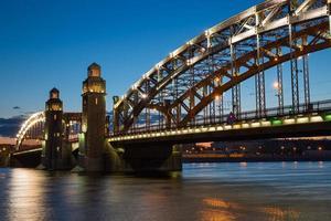 Peter die große Brücke foto