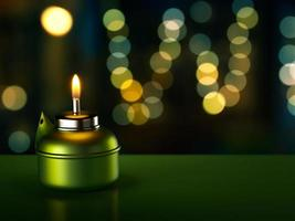 Ramadan Öllampe foto