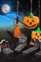 Halloween-Süßigkeiten foto