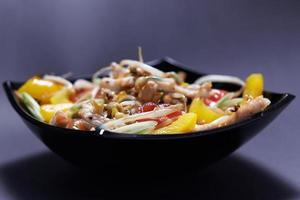 asiatisches Essen foto