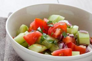 indischer Salat foto