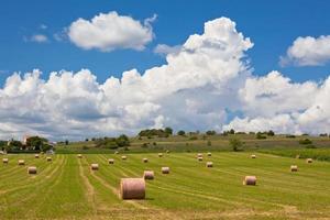 ländliche Landschaft, Frankreich