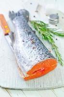 roher Fisch foto