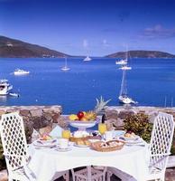 karibisches Frühstück foto
