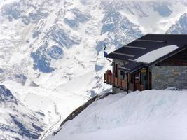 Berghütte foto