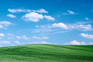 Frühlingslandschaft foto