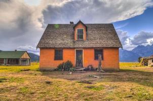 mormonische Reihe Grand Teton foto