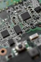 elektronische Mikroschaltung