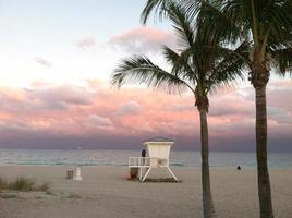 Rettungsschwimmerstation Miami foto