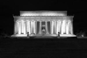 Abraham Lincoln Denkmal foto