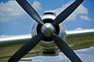 Douglas DC-7 Propeller