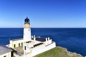 Douglas Leuchtturm auf der Insel des Menschen foto