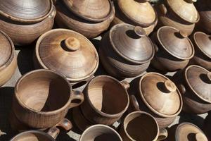 ethnische ukrainische Keramik