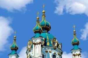 St. Andrews Kirche, Kiew